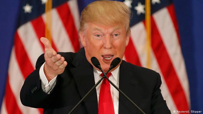 USA Vorwahlen Donald Trump