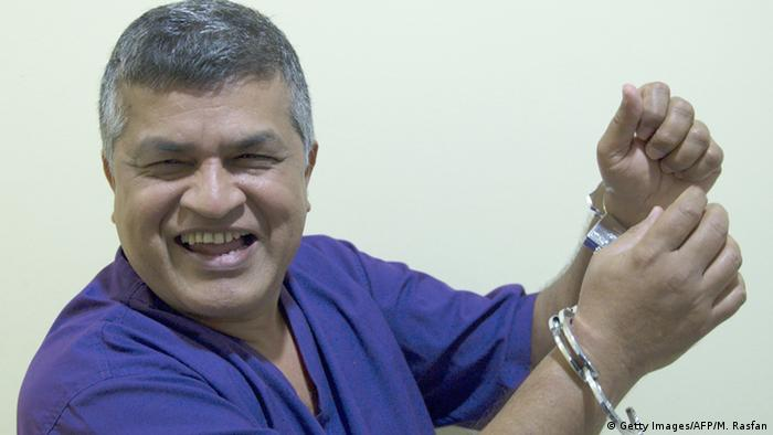 Malaysia Karikaturist Zulkiflee Anwar Haque Zunar