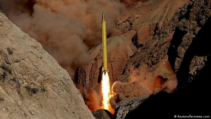 Iran Raketentest