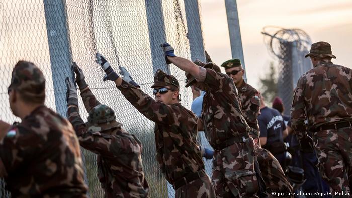 Ungarn verhängt Krisenzustand