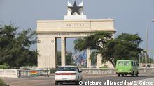 Ghana Accra Independence Arch