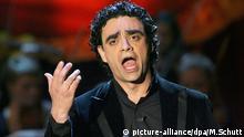 Opernsänger Rolando Villazon