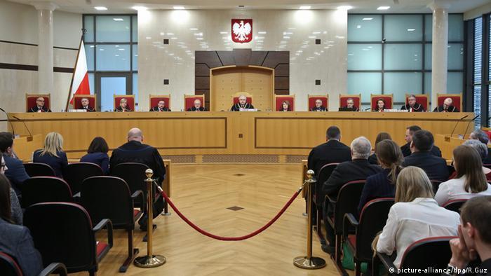 Andrzej Rzeplinski Polen Verfassungsgericht