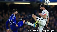 UEFA Champions League Chelsea v Paris Saint Germain (picture-alliance/dpa/M.Egerton)