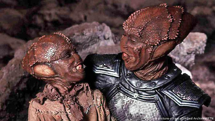 Filmstill Enemy Mine von Wolfgang Petersen ( Regie )