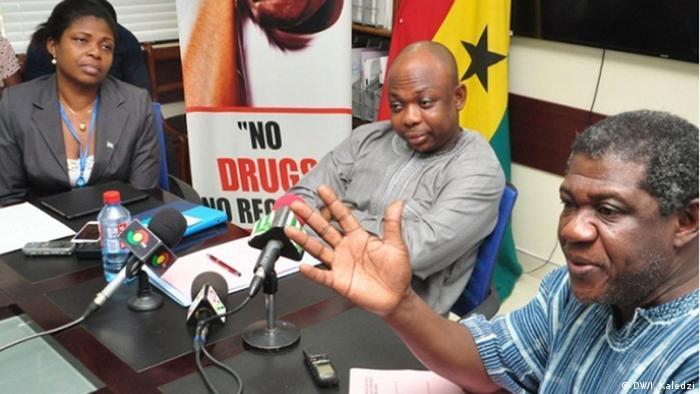 Ghana UN Veranstaltung zur Drogenproblematik