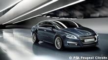 DW Sendung Euromaxx Serie Peugeot