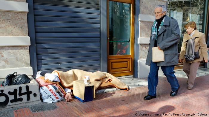 Griechenland Soziale Krise
