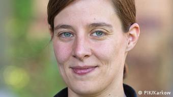 Katja Frieler vom Potsdam-Institut für Klimafolgenforschung (Foto: PIK)