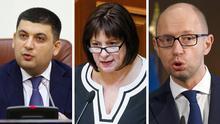 PT Ukrainische Politiker