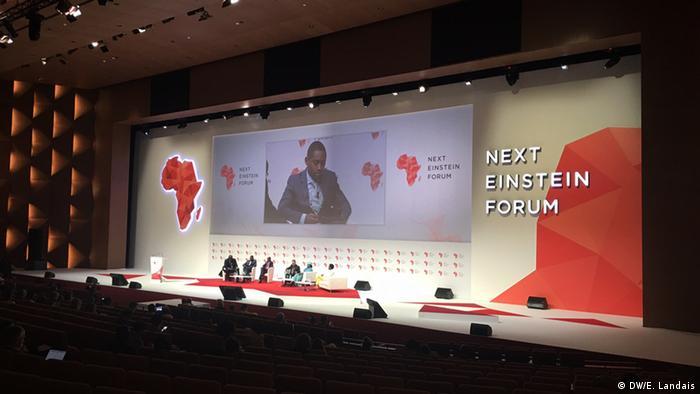 Senegal Next Einstein Forum in Dakar