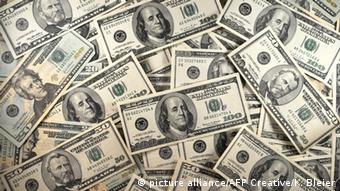 USA Währung Dollar