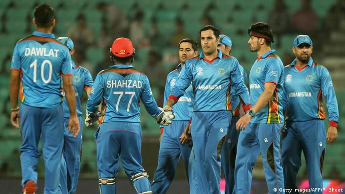 Cricket World T20 Afghanistan - Hong Kong (Getty Images/AFP/P. Bhoot)