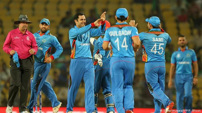 Cricket World T20 Afghanistan - Hong Kong