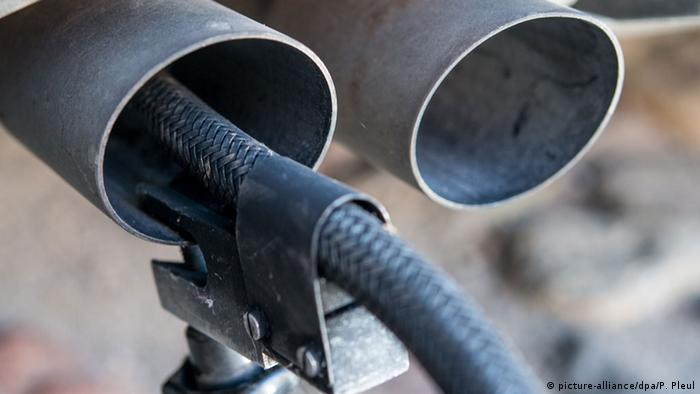 Deutschland Symbolbild VW Abgas-Skandal