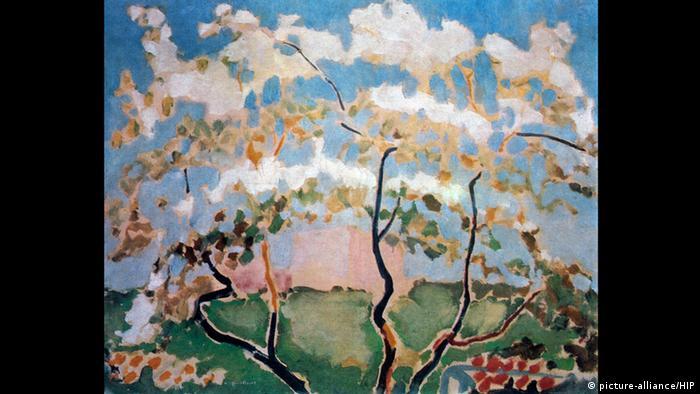 Весна, Кес ван Донген, 1908