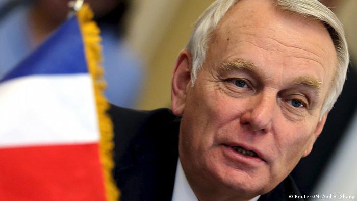 Міністр закордонних справ Франції Жан-Марк Еро