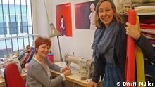 Deutschland Frankfurt a.M. Werkstatt für Frauen Flüchtlinge Bild 2