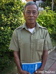 Kambodscha Bildungsangebote für ethnische Minderheiten Den Dong