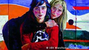 Ausstellungstipps 24.02.2006 Xenia Hausner in Wien Glücksfall in starken Farben