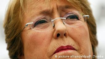 Michelle Bachelet ha cumplido poco más del 50% de sus promesas electorales.