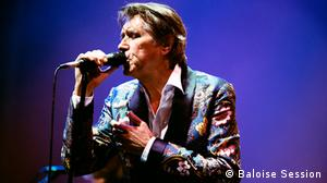Popxport Bryan Ferry beim Musikfestival Baloise Session