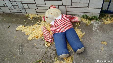 Teddybär (Colourbox)