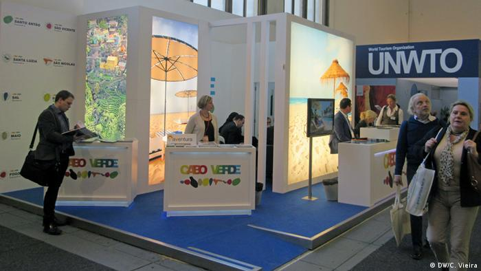 Stand de Cabo Verde na ITB 2016