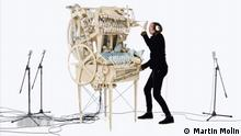 DW Shift Marble Machine