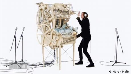 Marble Machine (Martin Molin)