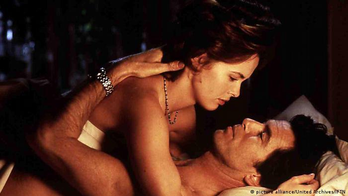 Bond-Girl Izabella Scorupco in Goldeneye