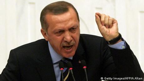 Türkei Präsident Tayyip Erdogan Rede