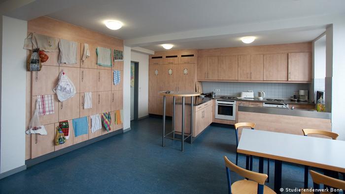 Общежитие Am Wicheslhof в Бонне