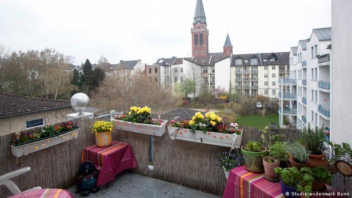 Общежитие для семей в Бонне