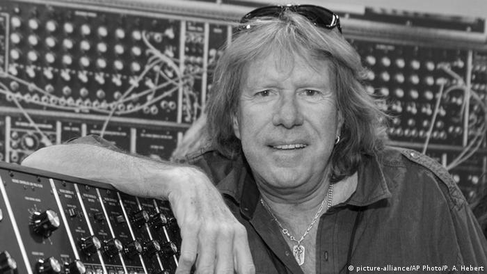 Keith Emerson (picture-alliance/AP Photo/P. A. Hebert)