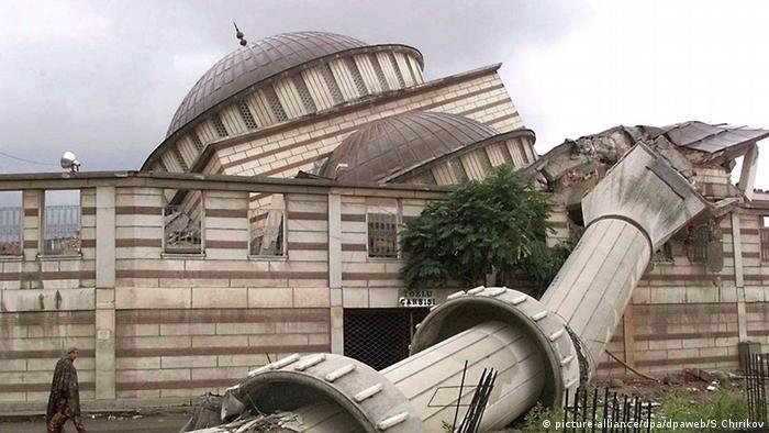 Türkei Erdbeben am Marmara-Meer 1999