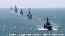NATO Standing Maritime Group in Bulgarien