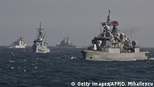 NATO Standing Maritime Group - Schwarzes Meer