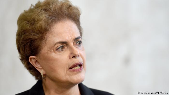 Presidente Dilma Rousseff em reunião no Palácio do Planalto