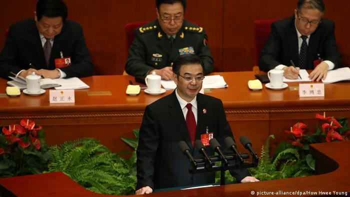 China Nationaler Volkskongress