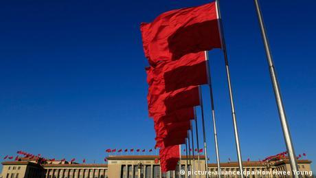 বেইজিং-এর গ্রেট হল অফ দ্য পিপল, যেখানে প্রতিবছর ন্যাশনাল পিপলস কংগ্রেসের অধিবেশন অনুষ্ঠিত হয়