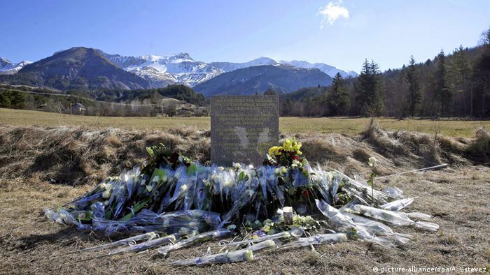 Меморіал жертвам катастрофи Germanwings