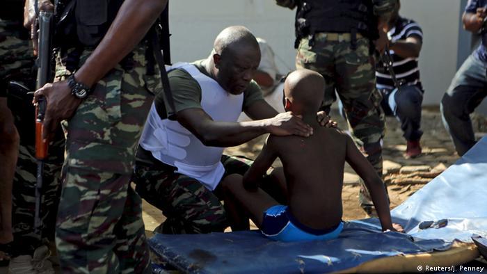 Nach Anschlag: Elfenbeinküste unter Schock