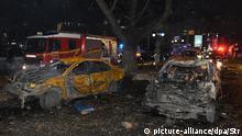 Türkei Anschlag in Ankara