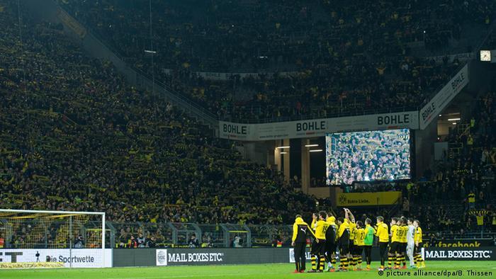 Fußball Bundesliga Borussia Dortmund v FSV Mainz 05