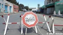 Tunesien Stimmung in der Stadt Ben Guerdane
