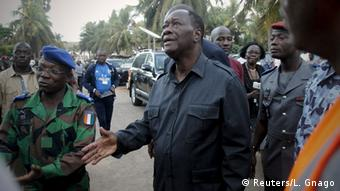 Elfenbeinküste Anschlag Grand Bassam in Abidjan