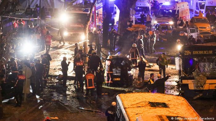 13 Mart 2016 - Ankara