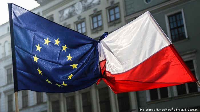 Еврокомиссия начала второй этап штрафного процесса в отношении Польши