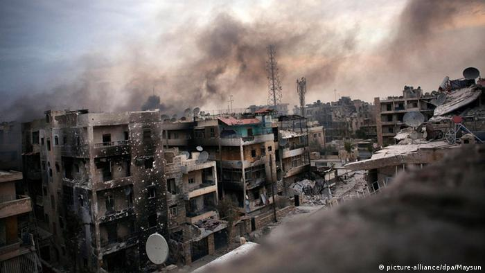 Attacks were documented in Homs, Aleppo and Rural Damascus